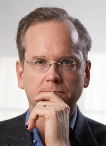 Lawrence Lessig and Richard Epstein